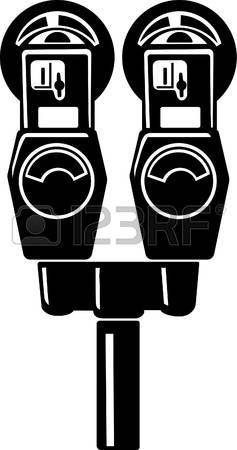 409 Parking Meter Stock Vector Illustration And Royalty Free.