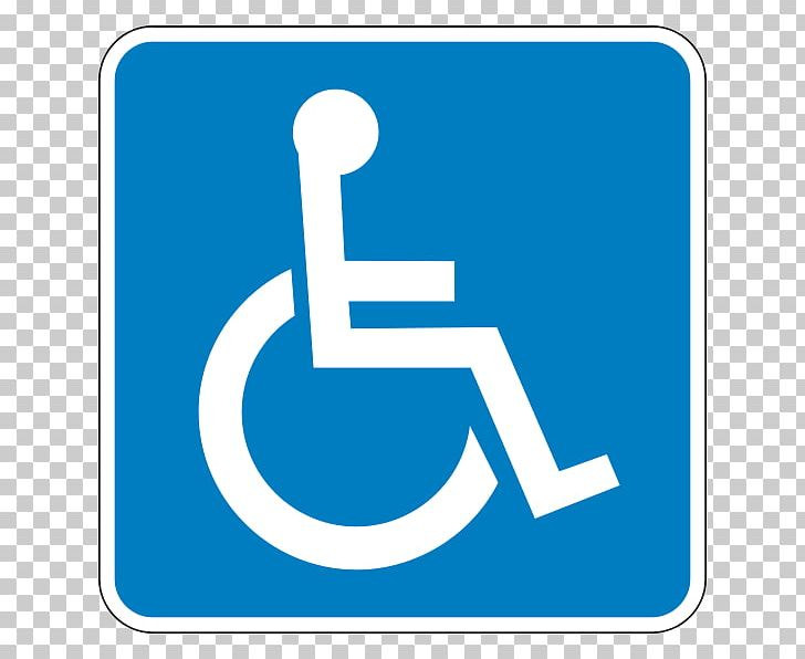 Disabled Parking Permit Disability Accessibility Car Park.
