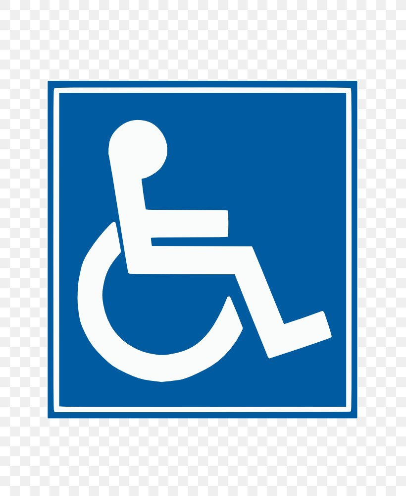 Disabled Parking Permit Disability Sign Clip Art Car Park.