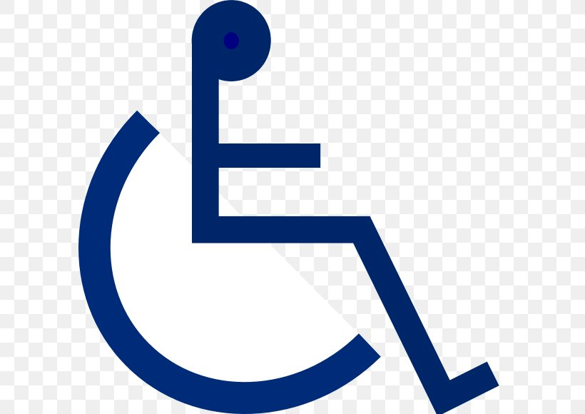 Disabled Parking Permit Disability Sign International Symbol.