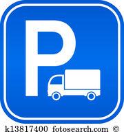 Parking place Clip Art Vector Graphics. 2,857 parking place EPS.