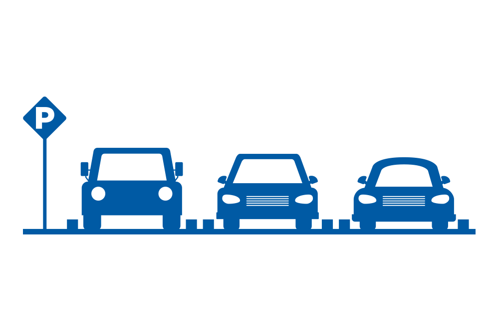Parking Symbol PNG Transparent Image.
