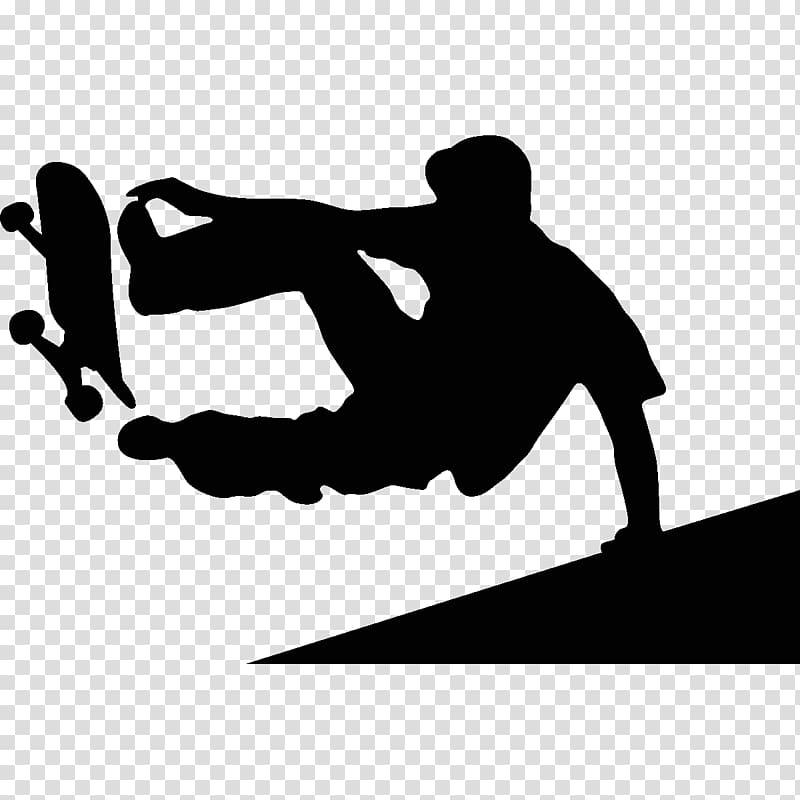 Parkour Freerunning Flip Desktop , skater silhouette.
