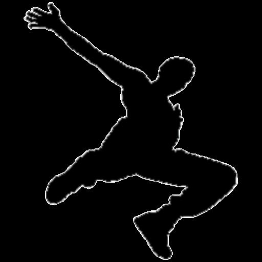 Parkour Freerunning Sport Clip art.