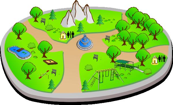 Country Park Clip Art at Clker.com.