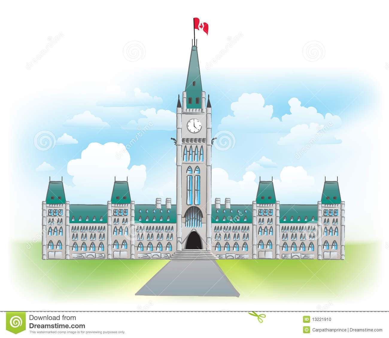 parliament building clipart clipground