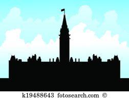 Parliament building Clipart Royalty Free. 466 parliament building.