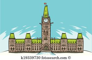 Parliament building Clipart Royalty Free. 492 parliament building.