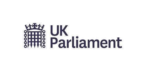 UK Parliament\'s visual identity ready for digital future.