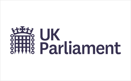 UK Parliament Reveals New Logo Design by SomeOne.