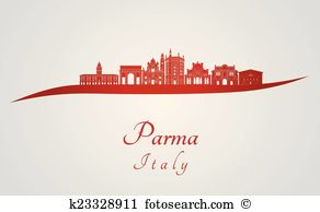 Parma outline Clipart Illustrations. 18 parma outline clip art.