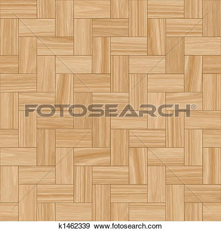 Stock Illustration of Wooden Parquet Flooring k1462339.