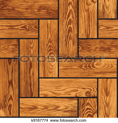 Clipart of Naturalistic seamless texture.