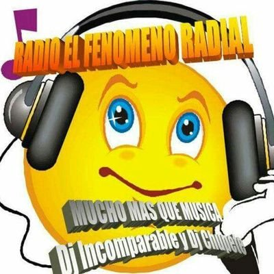 EL FENOMENO RADIAL on Twitter: