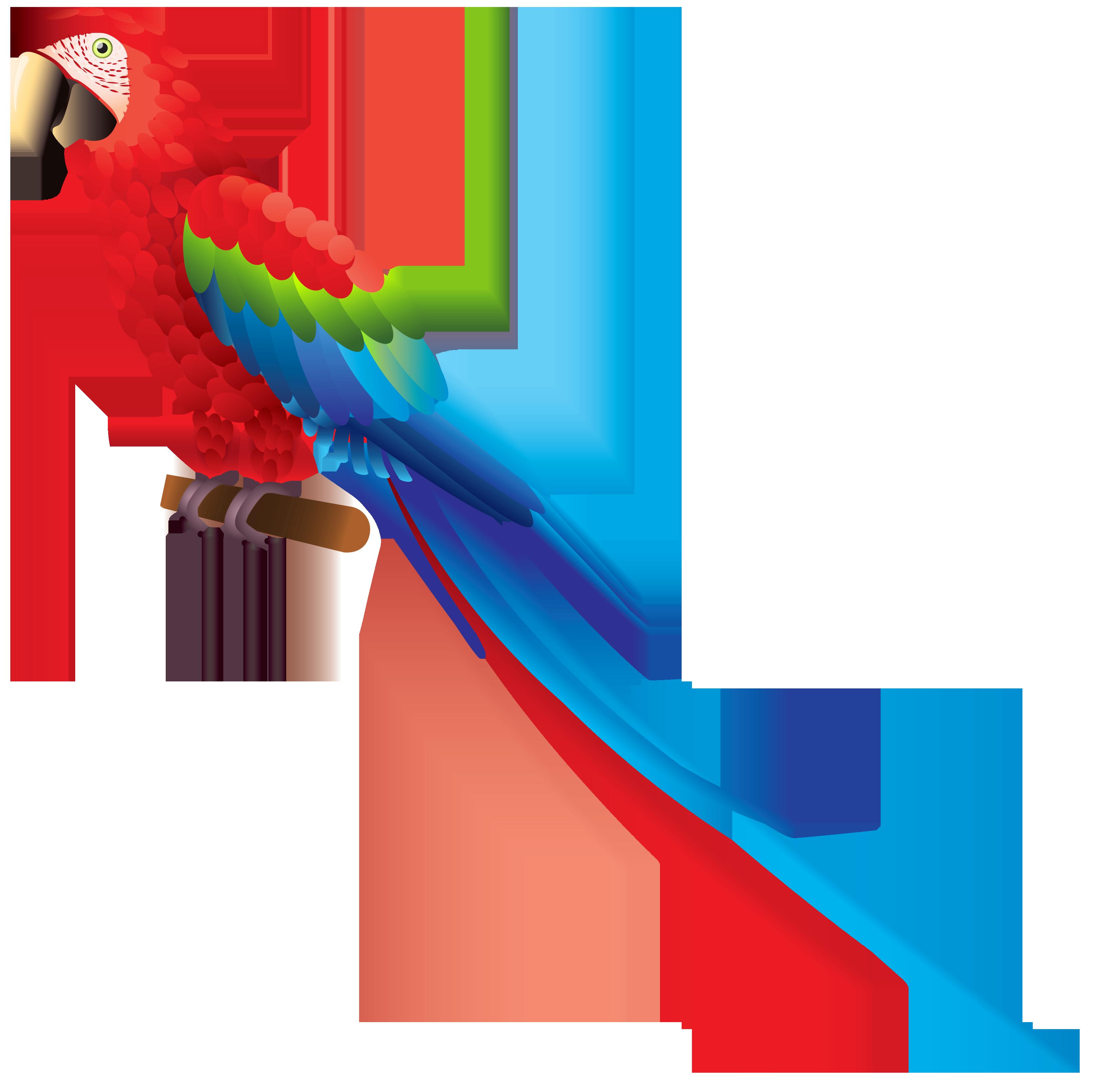 Parrot PNG Clipart.
