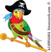 Parrot Clipart Illustrations. 7,180 parrot clip art vector EPS.