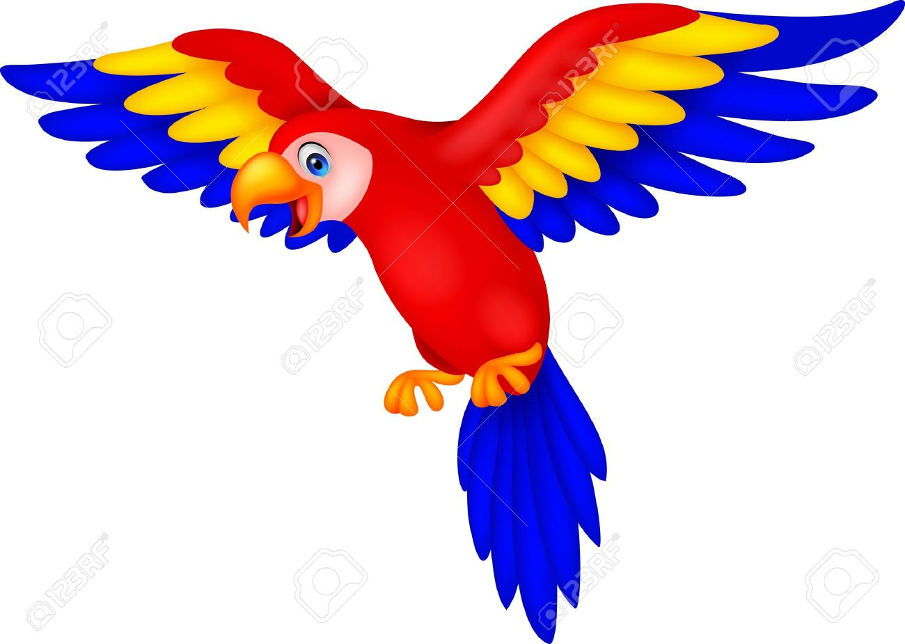 Fly Parrot.
