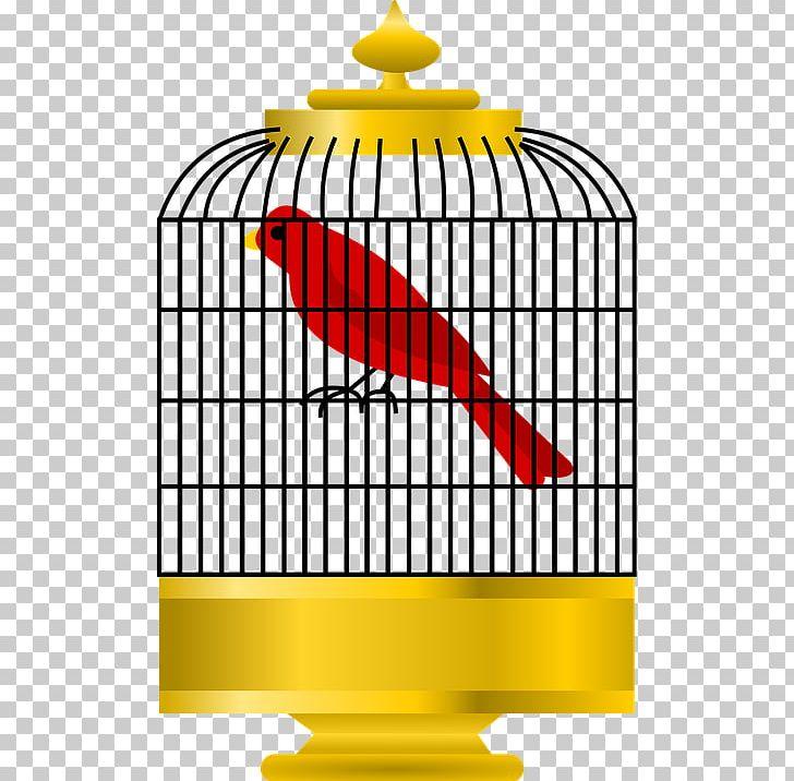 Cage Bird Parrot Cartoon PNG, Clipart, Animals, Area, Beak.