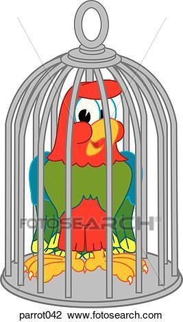 Parrot cage clipart 2 » Clipart Portal.