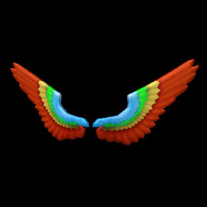 Parrot Wings.