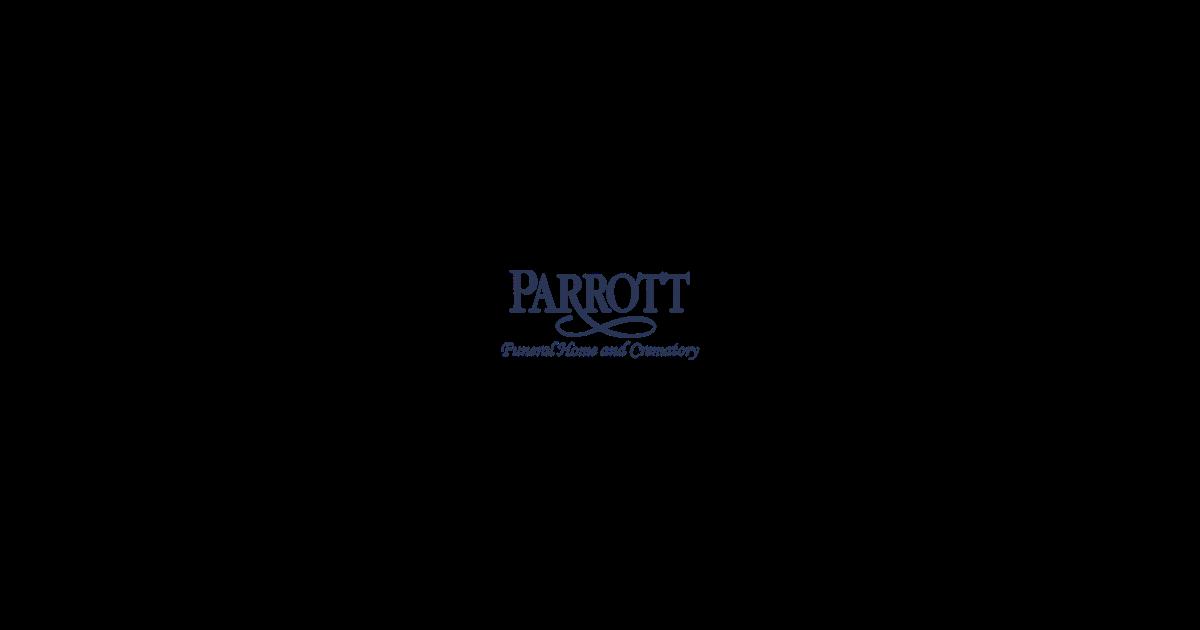 Parrott Funeral Home.