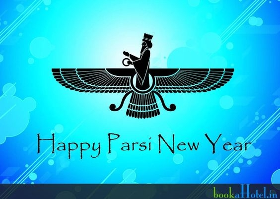 Parsi New Year Clipart.