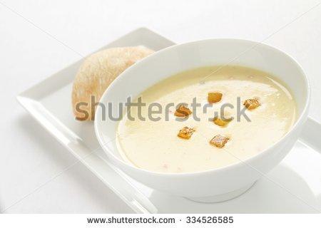 Cream Soup Stock Photos, Royalty.