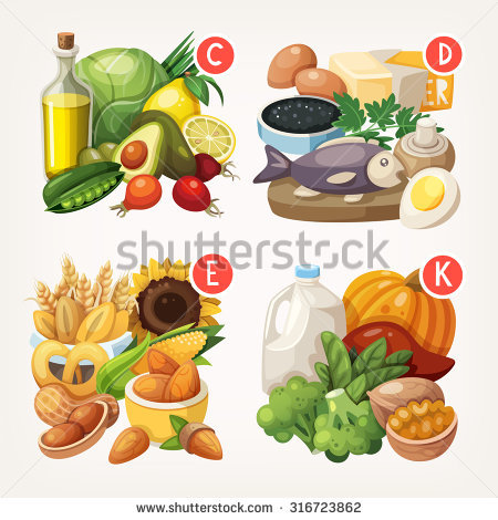 Vitamin D Stock Images, Royalty.