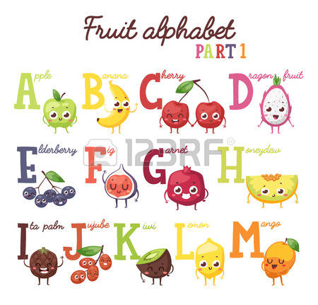 Alphabetical Fruit Images & Stock Pictures. Royalty Free.