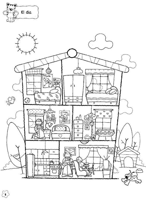 17 Best images about projecte la casa infantil on Pinterest.
