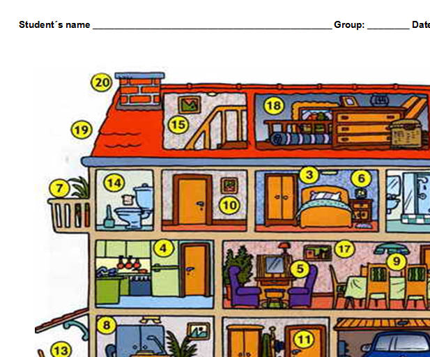 of the House Matching Activity.