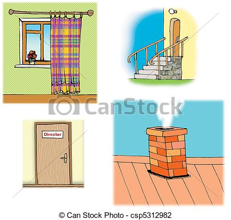 House Parts Clipart (29+).
