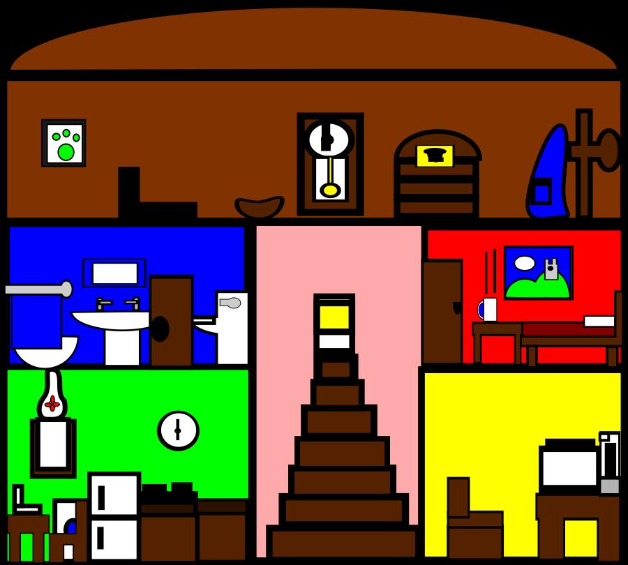 House Clip Art Images.