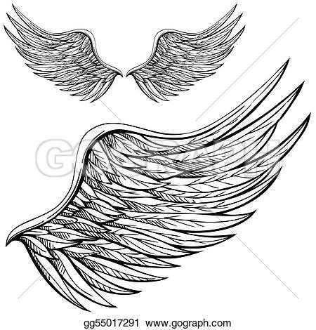 Wing Clip Art.