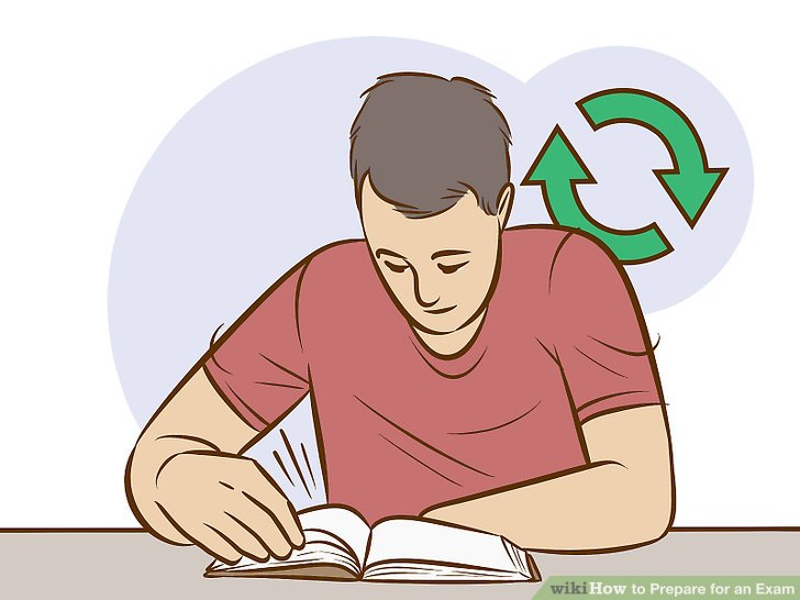 How to Prepare for an Exam (with Pictures).