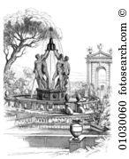 Parterre Illustrations and Stock Art. 15 parterre illustration.