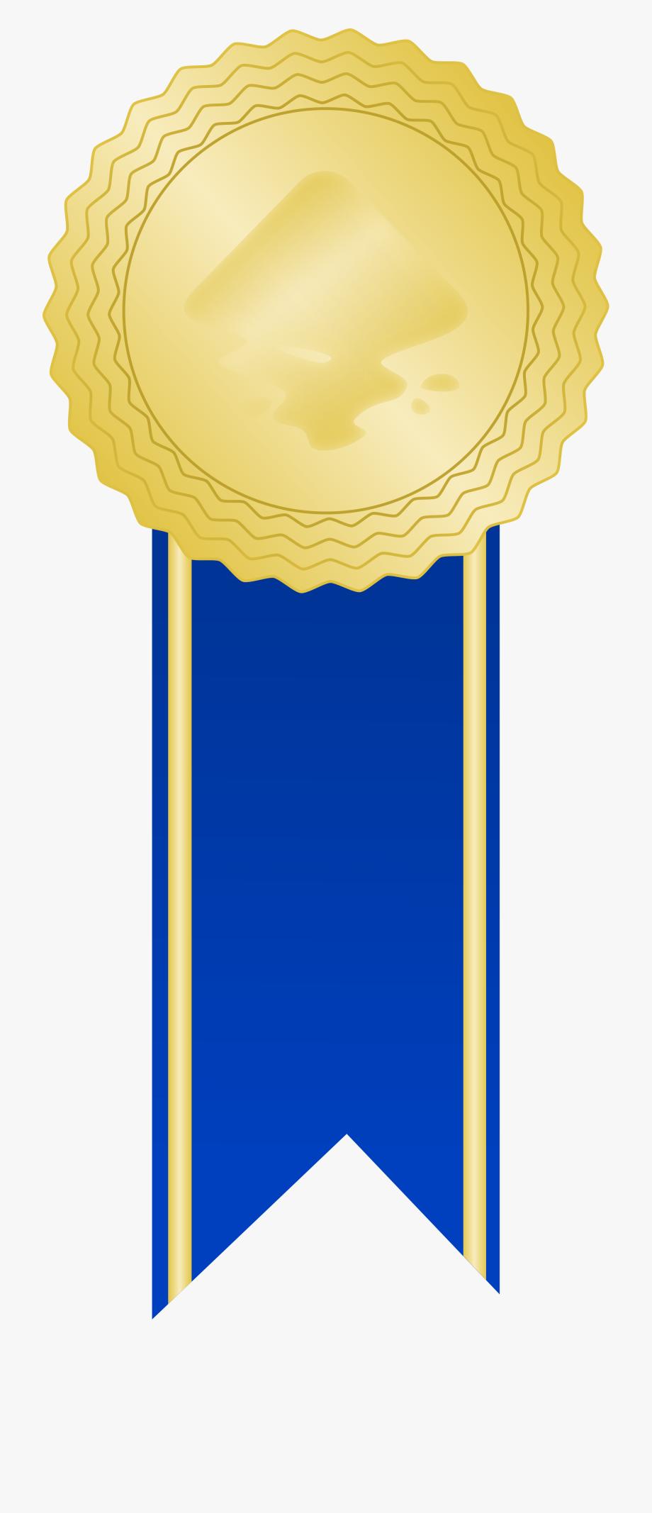 Award Clipart Participation Ribbon.