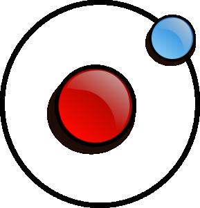 Atomic Particle Clip Art Download.