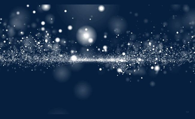 White Dream Particles Shuttle Spread PNG, Clipart, Dream.