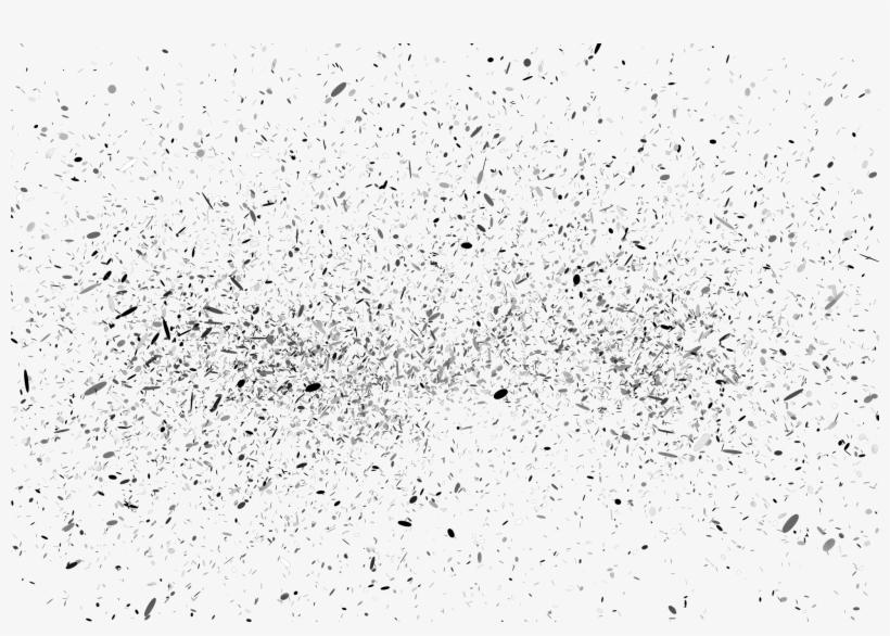 Explosion Debris Png.