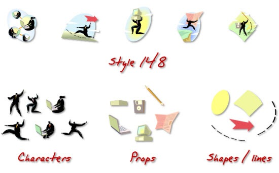 15 Interesting Clip Art Styles for Your E.