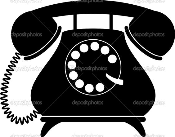 The traditional style phone with a separate base and handset.