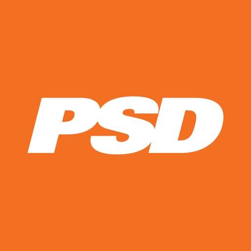 PSD Partido Social Democrata by mobinteg.