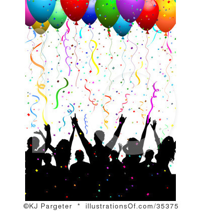 Party Clip Art Pictures.