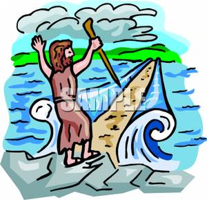 Red Sea Clipart.