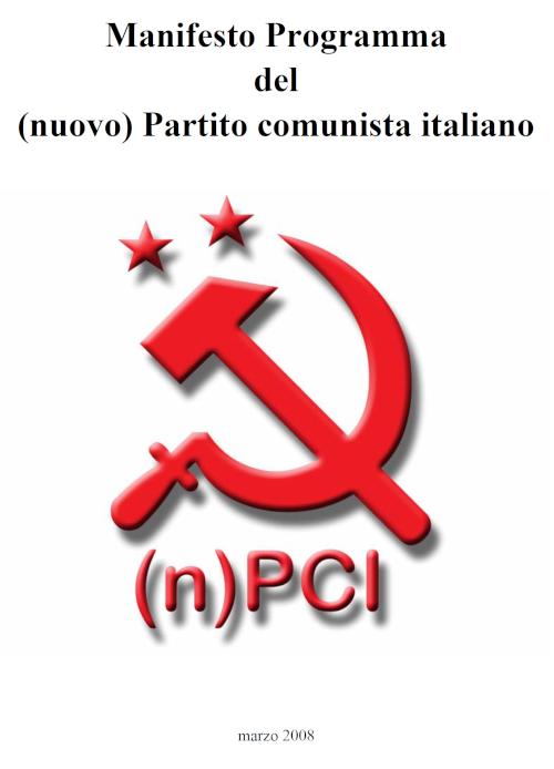 nuovo)Partito comunista italiano.