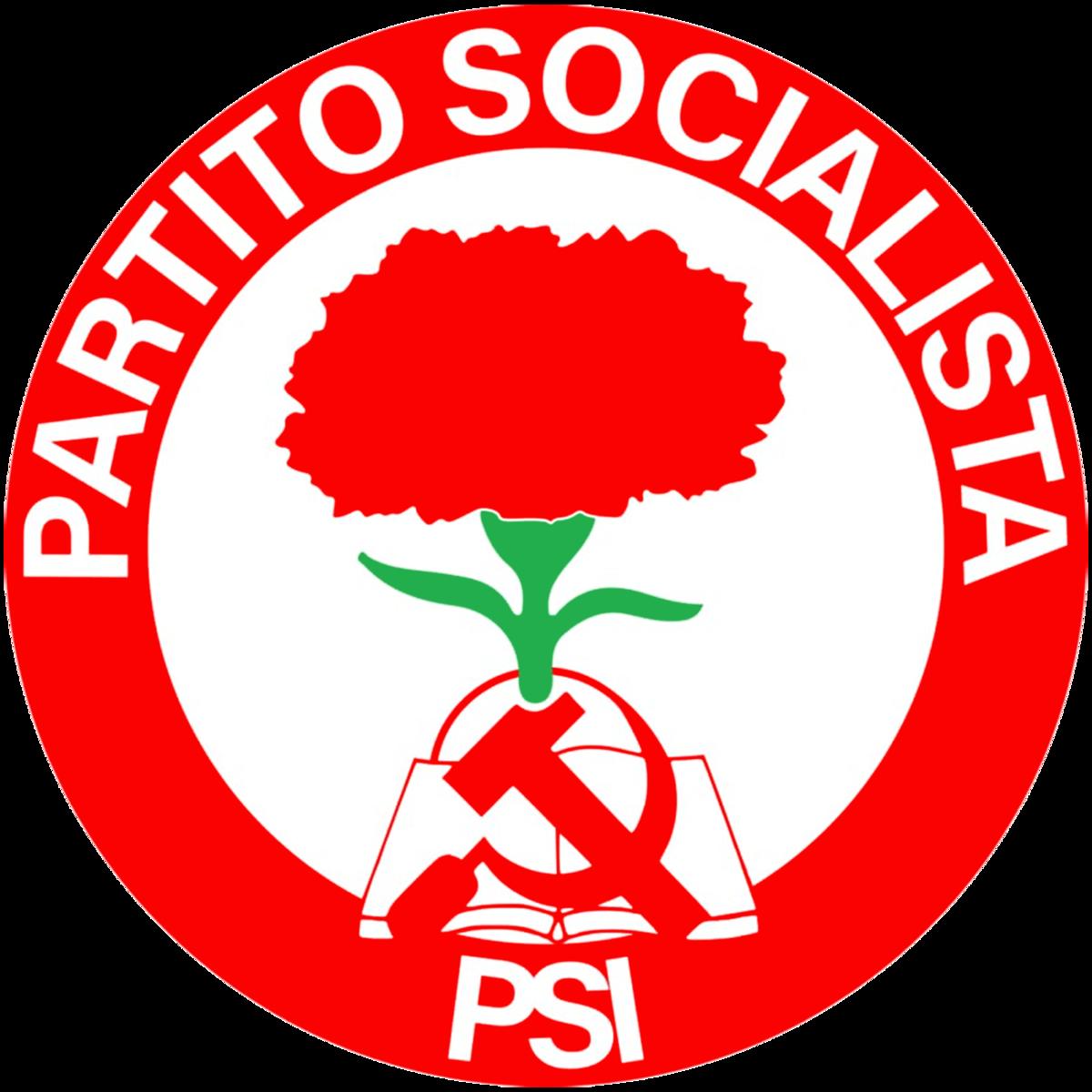 Partito Socialista Italiano.