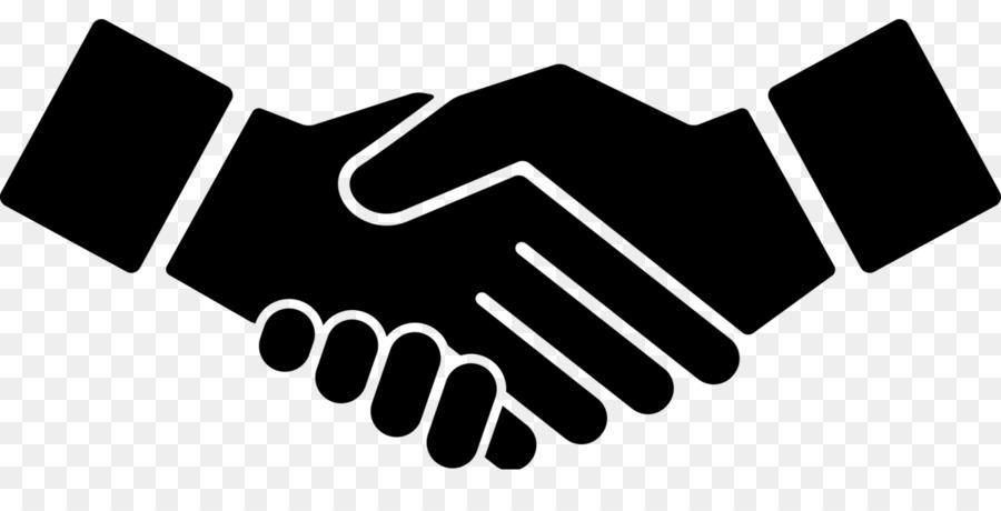 Handshake Logo clipart.