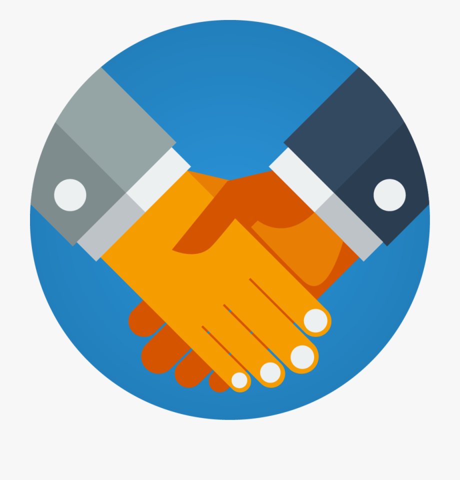 Business Partnership Icon Clipart , Png Download.