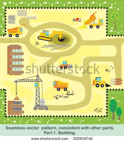 Play Mat Stock Vectors, Images & Vector Art.
